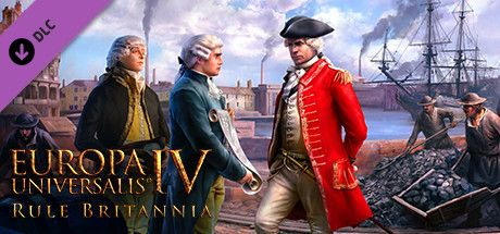 Europa Universalis IV Rule Britannia Game Free Download Torrent
