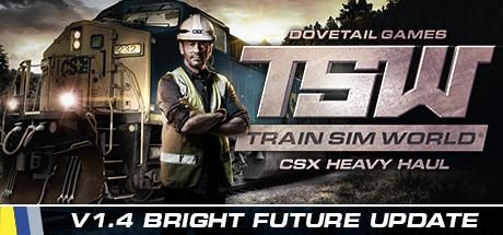Train Sim World CSX Heavy Haul Game Free Download Torrent
