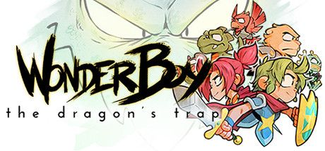 Wonder Boy The Dragon's Trap Game Free Download Torrent
