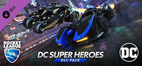 Rocket League DC Super Heroes Game Free Download Torrent