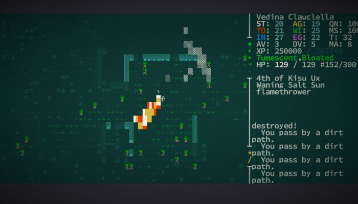 Caves of Qud Game Free Download Torrent
