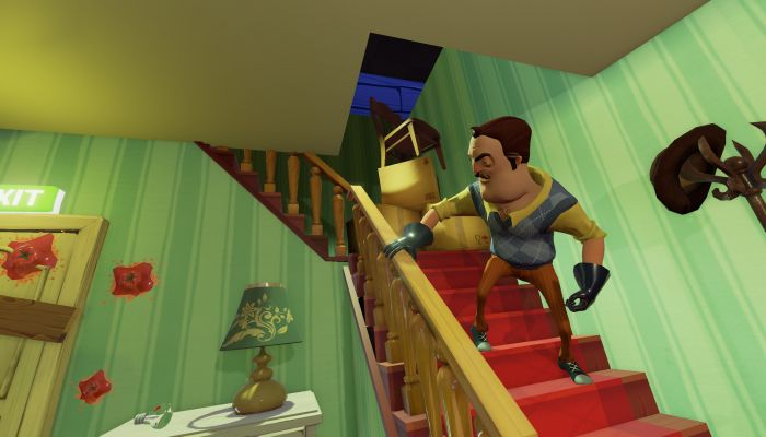 Hello Neighbor Game Free Download Torrent
