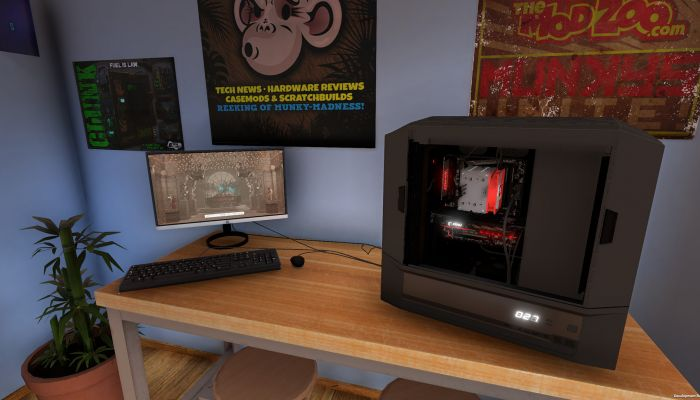PC Building Simulator Game Free Download Torrent