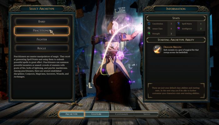 The Bard's Tale IV Barrows Deep Game Free Download Torrent
